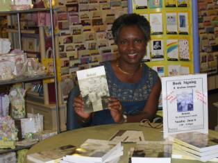 June 2004 Book Signing at Potomac Adventist Book and Healthfood Store