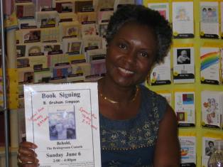 Simpson at PABAHFS, June 2004